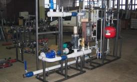 Apkures, ventilācijas, ūdensapgādes un kanalizācijas sistēmu, katlu māju, inženiertīklu servisa apkalpošana