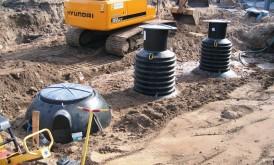 Ūdensapgādes un kanalizācijas sistēmu montāža
